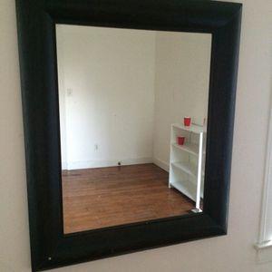 Dark brown mirror for Sale in Austin, TX