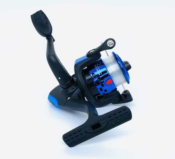 OSMY fishing rod and reel combo, spinning line, reel, tackle included