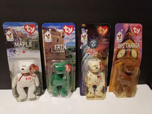 Ty Beanie Babies McDonald's Set of 4 for Sale in Reinholds, PA
