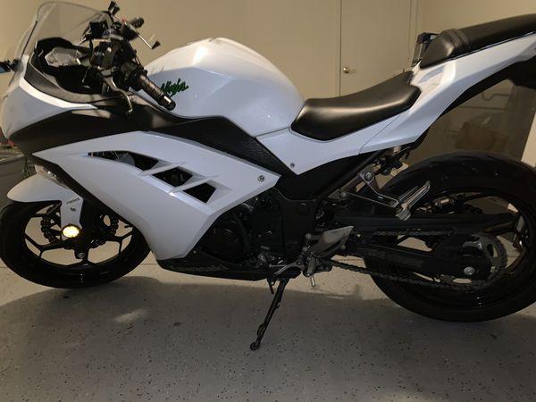 2016 Kawasaki Ninja 300