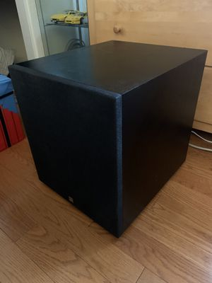BIC F12 Subwoofer for Sale in Sunnyvale, CA
