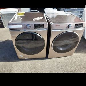 Samsung Washer and Dryer For Parts for Sale in San Bernardino, CA