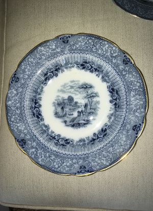 Antique blue and white bowls-set of 3 for Sale in Tampa, FL