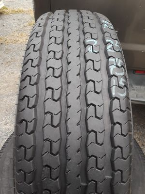 225/75-15 #1 trailer tire for Sale in Alexandria, VA