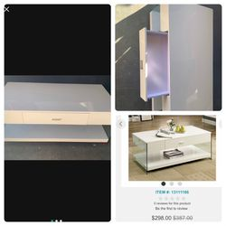 White Coffee Tables for Sale in Los Angeles,  CA