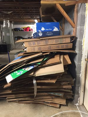 Free moving boxes for Sale in Ringgold, GA