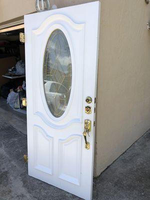 Door, Glass panel & Locks for Sale in Miami, FL