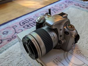 Nikon N55 Film Camera with AF Zoom-Nikkor Lens for Sale in Avon, CT