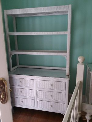 Lexington 2 piece hutch/bookshelves/dresser for Sale in Atlanta, GA