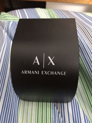Armani Exchange watch (Ax1521) for Sale in Tampa, FL