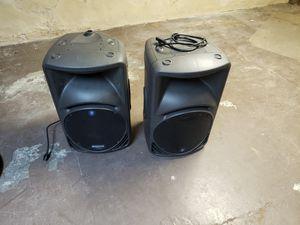Mackie SRM450 Speakers - Pair for Sale in Waterbury, CT