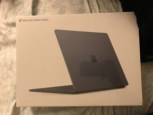 "Microsoft Surface Laptop 3 – 13.5"" Intel Core i5 - 8GB RAM - 256GB SSD for Sale in Chula Vista, CA"