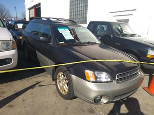 2001 subaru outback limited for Sale in Montpelier, MD
