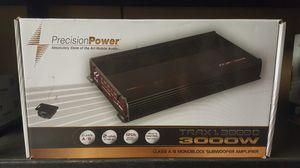 3000w bass amplifier new for Sale in San Bernardino, CA