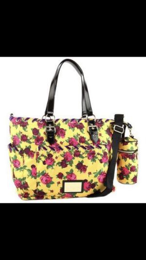 Betsey Johnson Diaper Bag for Sale in Wichita, KS