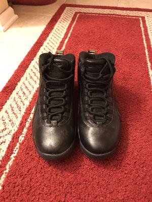 Jordan 10 nyc size 9 for Sale in Nashville, TN