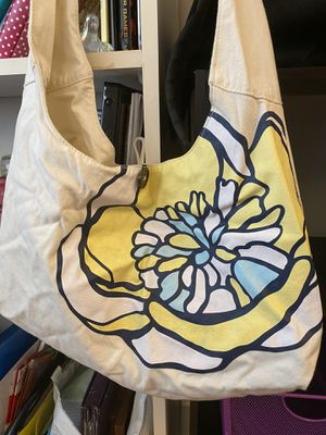 Crossbody flower tote! for Sale in Washington, DC
