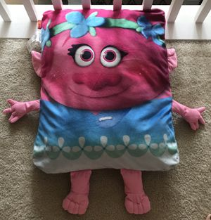 Trolls Poppy Pillow for Sale in Strongsville, OH