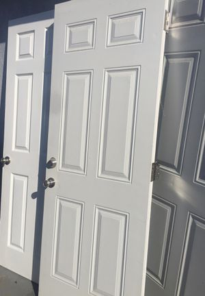 White doors for Sale in Los Angeles, CA