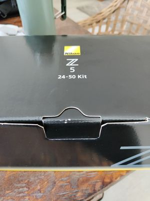 Brand New Nikon Z5 kit in box for Sale in West Palm Beach, FL