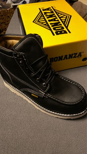 Men's Work boots size 10 for Sale in Lake Elsinore, CA
