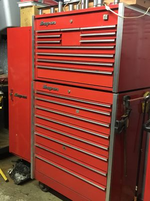 SNAP-ON TOOL BOX (3 piece set) for Sale in Prince Frederick, MD