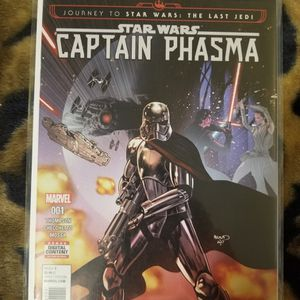 Star Wars Captain Phasma 1 for Sale in West Carson, CA