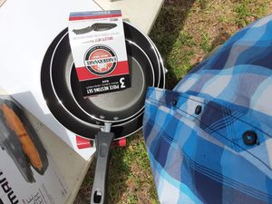 Cooking pans for Sale in Miami Gardens, FL