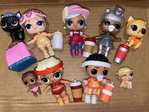 Lol dolls lot 9 for Sale in Gresham, OR