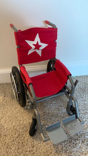 American girl doll wheel chair for Sale in North Miami, FL