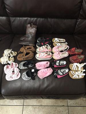 Baby Girl shoes for Sale in Brenham, TX