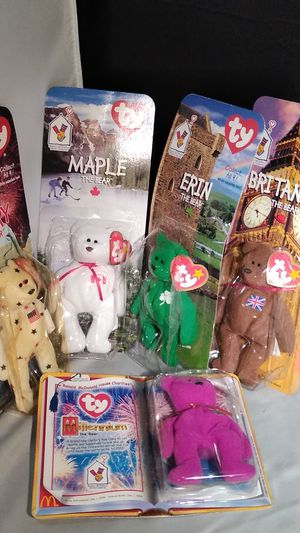 McDonald's ty beanie babies for Sale in Nashville, TN