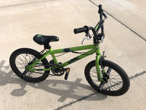 "18"" Mongoose Blitz BMX style bike kids bicycle for Sale in Ruskin, FL"