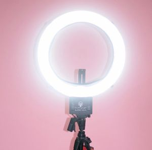 Diva Ring Light 18in Supernova Dimmable for Sale in Alexandria, VA