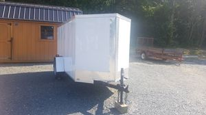 New 5 X 10 Enclosed Trailer for Sale in Trinity, NC