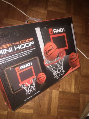 Mini Basketball Hoop for Sale in Lynn, MA