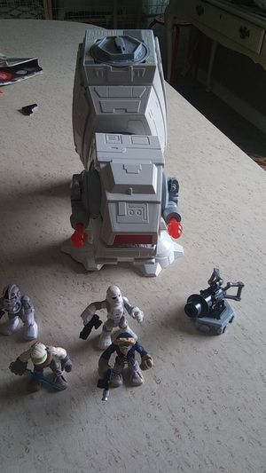 Star Wars Galactic Heroes Imperial AT-AT Fortre for Sale in Chester, VA