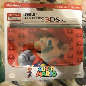 Nintendo 3DS XL Super Mario Armor Case for Sale in Phoenix, AZ