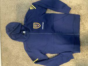 Adidas Real Salt Lake MLS Zipup Hoodie Mens Size M for Sale in Kaysville, UT