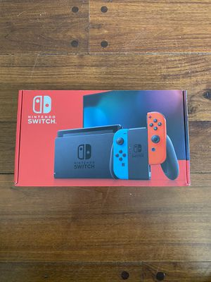 NEW NINTENDO SWITCH 32 GB GEN 2 NEVER OPENED for Sale in Cheltenham, PA