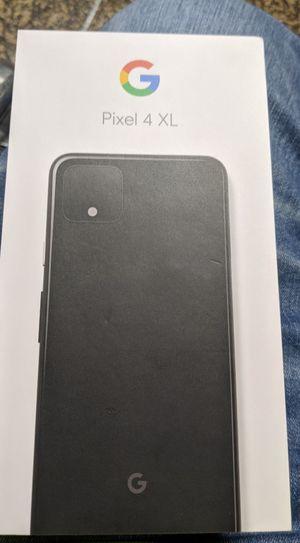 Pixel 4 XL Black 64Gb Unlocked for Sale in Seattle, WA