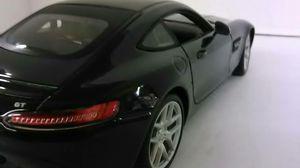 Mercedes Benz AMG GT Scale Mode 1:18 Die cast Metal for Sale in North Providence, RI