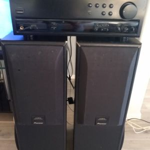 Pioneer Receiver/Tuner with Bluetooth for Sale in Scottsdale, AZ