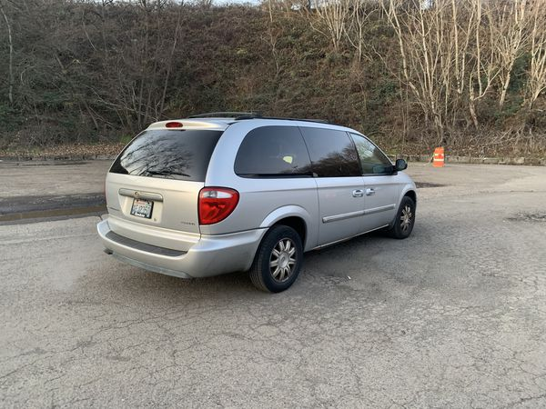 2006 Chrysler Town&Country Touring