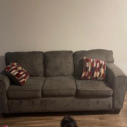 Gently use sofa and loveseat with matching rocking chair for Sale in Sun City,  AZ