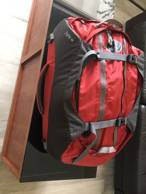 Osprey Porter 46L convertible backpack - never used for Sale in Miami, FL