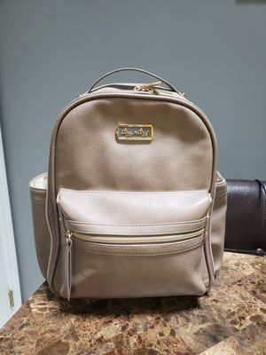 Itzy ritzy mini diaper bag for Sale in Linden, NJ