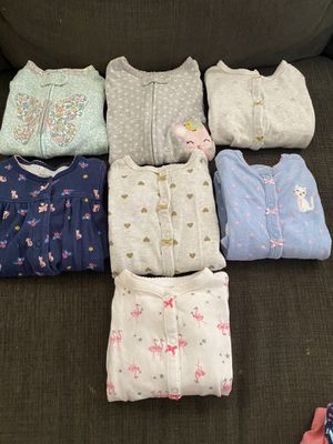 6-9 month babygirl clothes for Sale in San Carlos, AZ