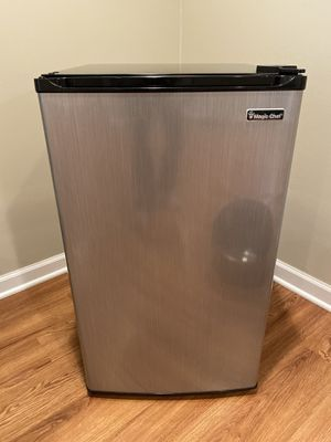 Stainless Steel Mini Fridge for Sale in Chicago, IL