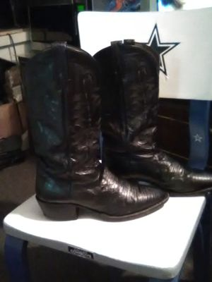 Tony Lama Mens Boots Size 8D for Sale in Dallas, TX